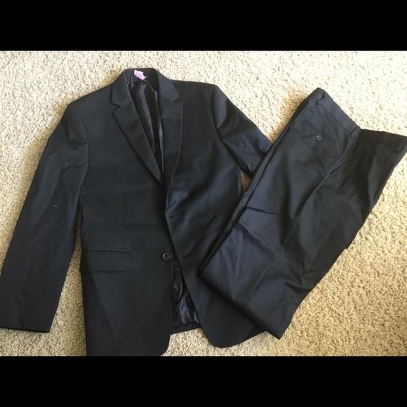 558387d399e09 Joseph   Feiss Boys Suit Size 18 (14 husky pants).  M 5aa7f48d8af1c51de05d5405